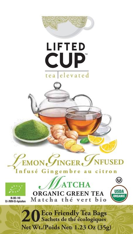 Turmeric Citrus Ginger