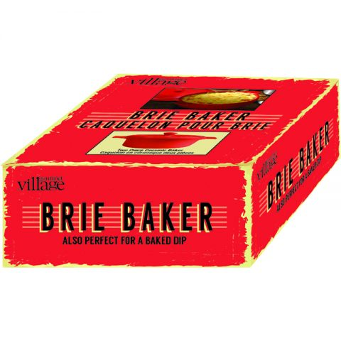 RED dip baker box