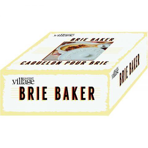 White dip baker box